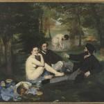 Edouard Manet, Dejeuner sur l'herbe, 1863