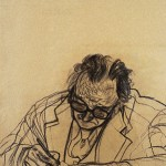 Kitaj, The Poet