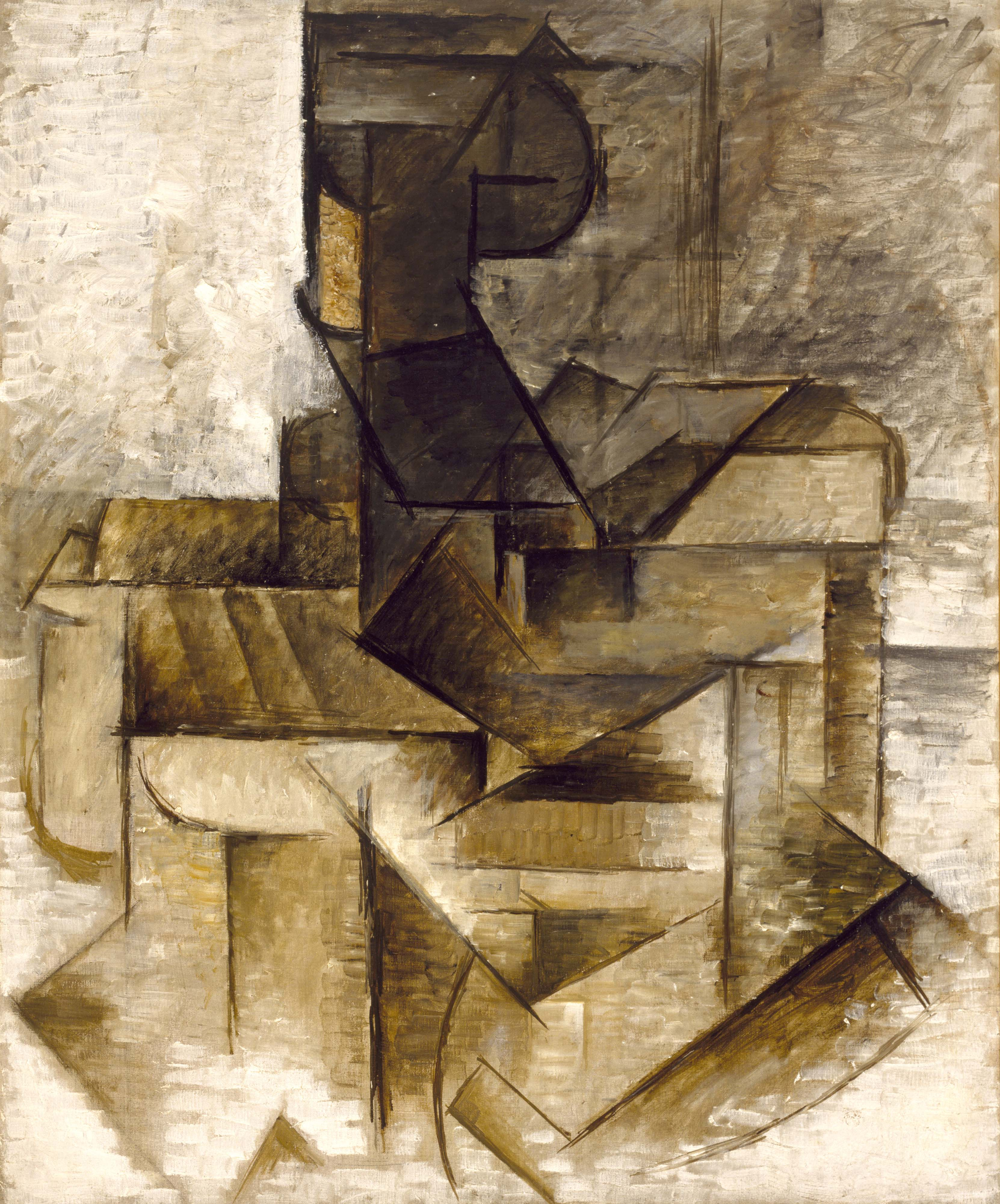 Cubist Paintings Of Faces