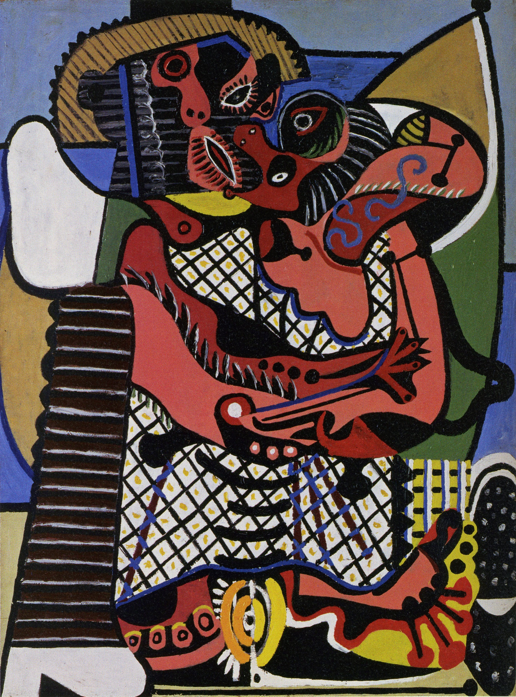 Picasso And The Vital Order