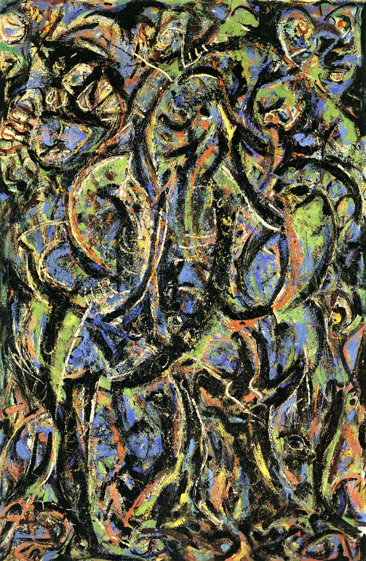 Pollock S Formalist Spaces Nonsite Org