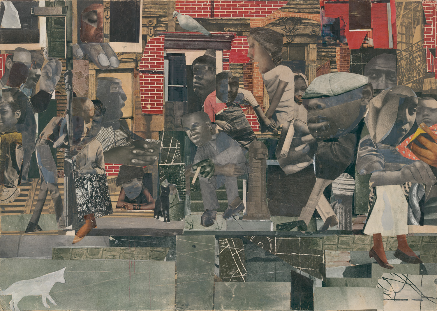 Conjure and Collapse in the Art of Romare Bearden | nonsite.org