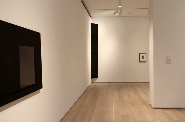 Parcours: Liz Deschenes & Florian Pumhösl; The Art Institute of Chicago, 2012; Installation view