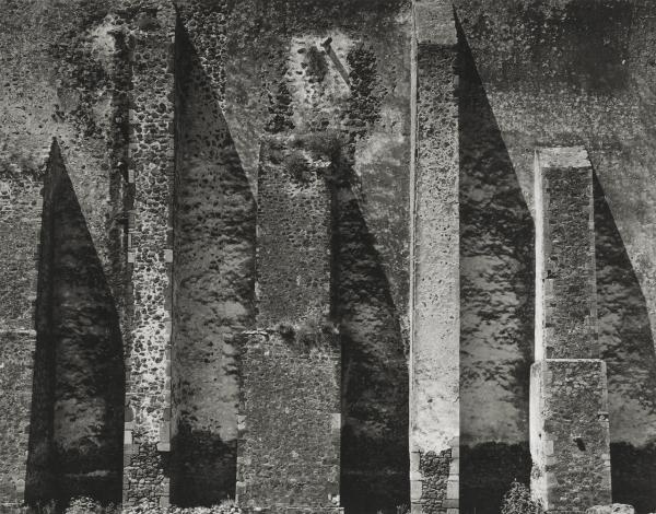 Aaron Siskind, Alcoman, Mexico 1955
