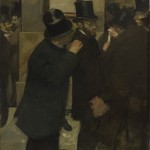 01 Degas -Portraits at the Stock Exchange, 1879