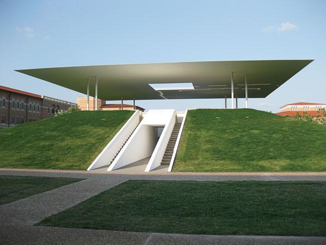 Fig. 9 James Turrell, Twilight Epiphany, 2012, Rice University, Houston, Texas