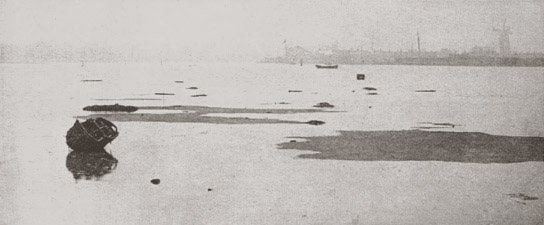Fig. 4 Peter Henry Emerson, Low Water on Breydon (1890)