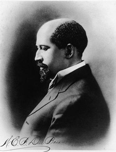 "w e b dubois of our spirtual strivings essay Our media sells us images of black 5 responses to ""understanding web du bois' concept of double consciousness i love web du bois' insight on the."
