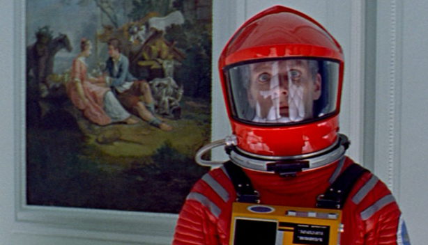Fig. 1. 2001: A Space Odyssey, dir. Stanley Kubrick (MGM 1968)