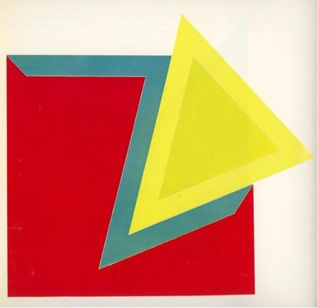 Fig. 4: Frank Stella, Moultonboro III, 1966