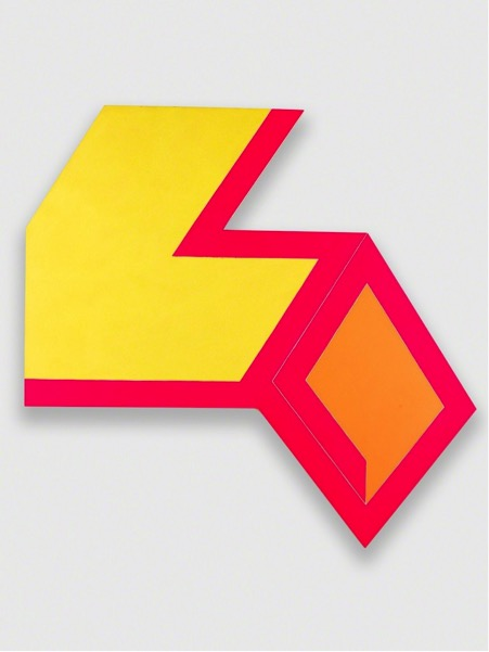 Fig. 5: Frank Stella, Effingham II, 1966