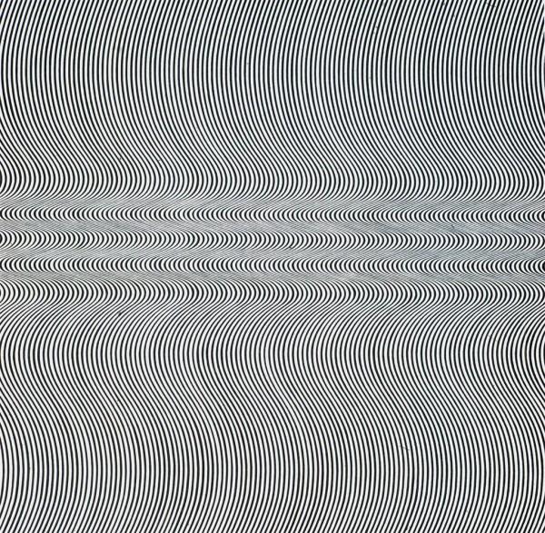 Bridget Riley, Current, 1964 (MoMA)
