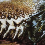 David Alfaro Siqueiros, The Struggle for Emancipation, 1961